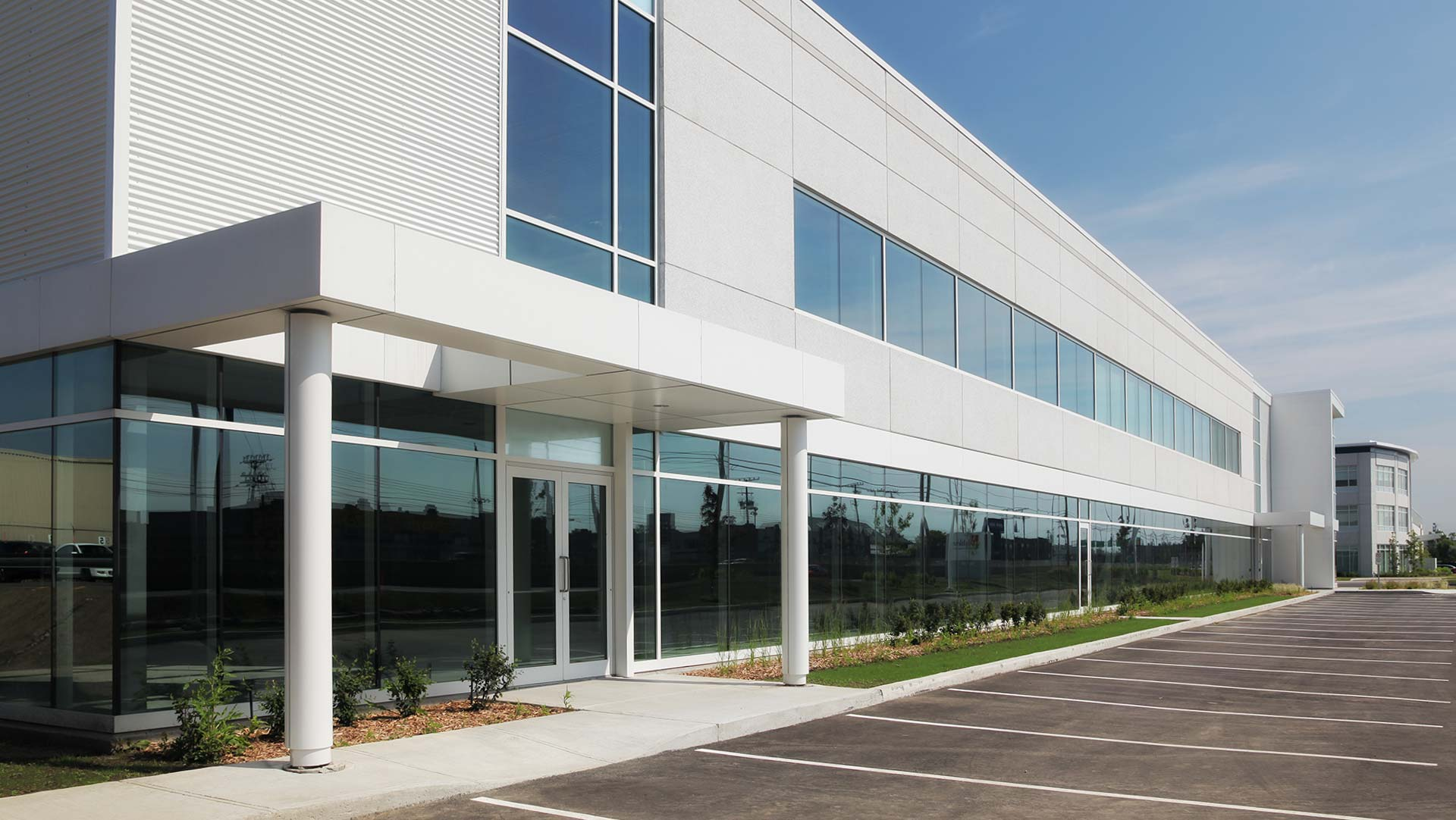 Commercial Space Real Estate
